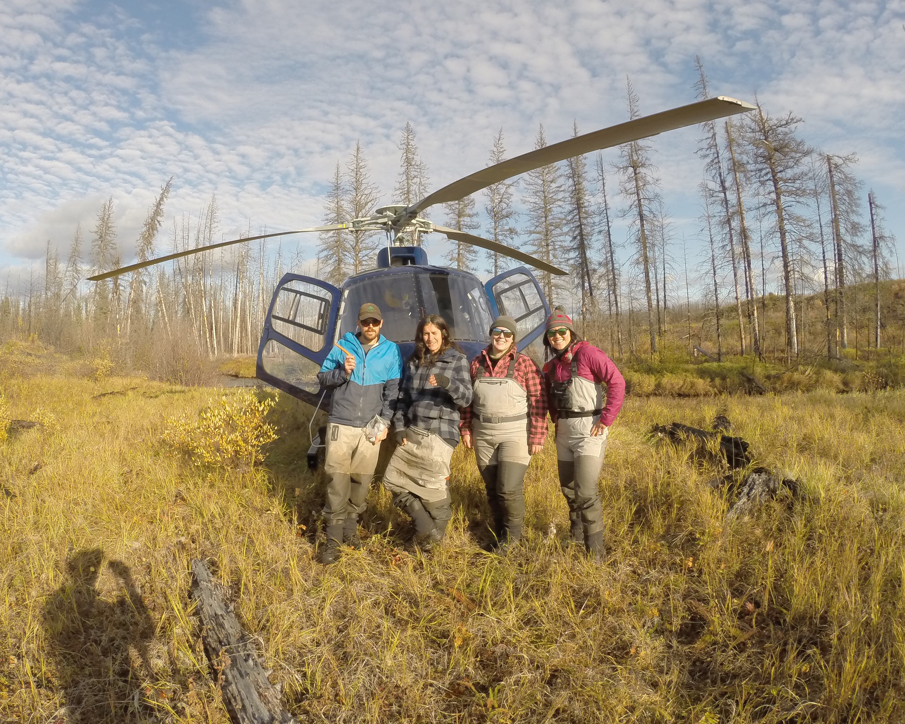Nicole Cheng: Wood Buffalo National Park