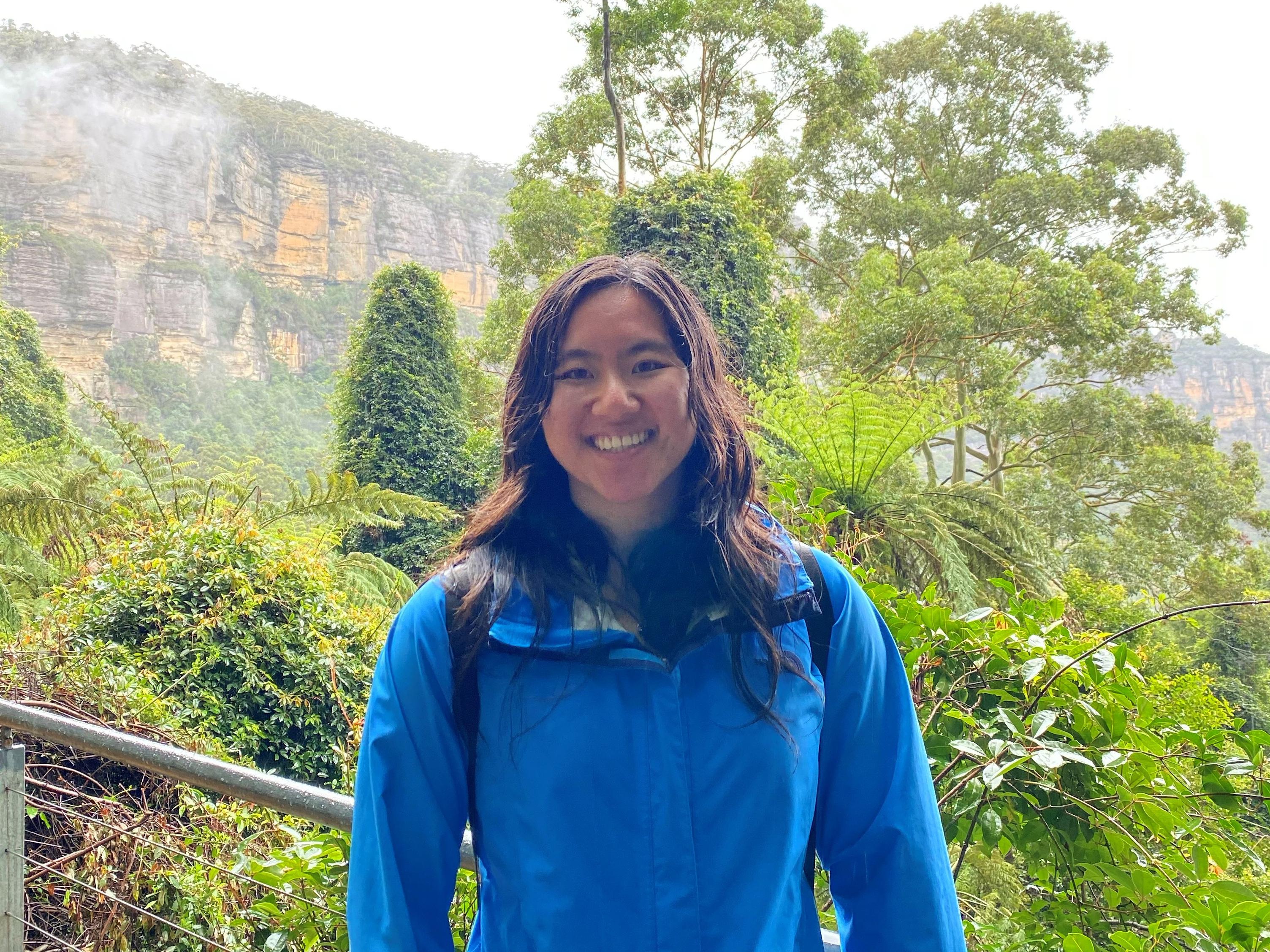 Nicole Cheng: Environmental Science